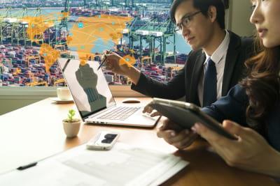 global logistics network business